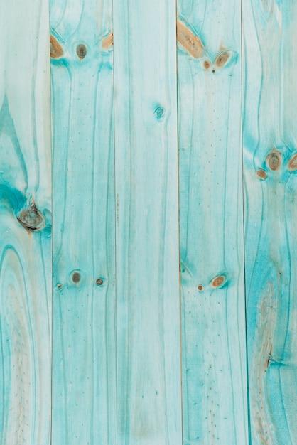 Planche texturée en bois turquoise Photo gratuit