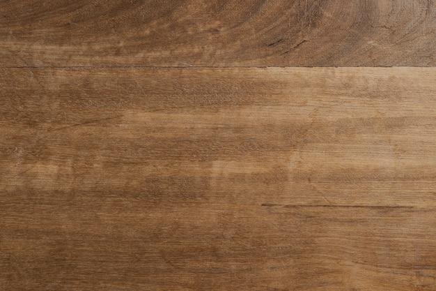 Plancher de bois brun Photo gratuit