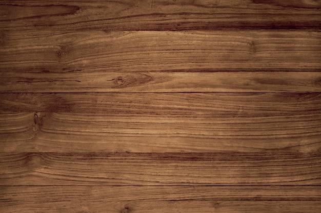 Plancher En Bois Brun Photo gratuit
