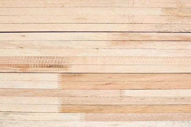 Plancher En Bois Clair Fond Texturé Photo gratuit