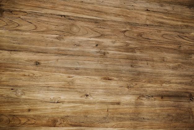 Plancher En Bois Verni Texturé Marron | Photo Gratuite