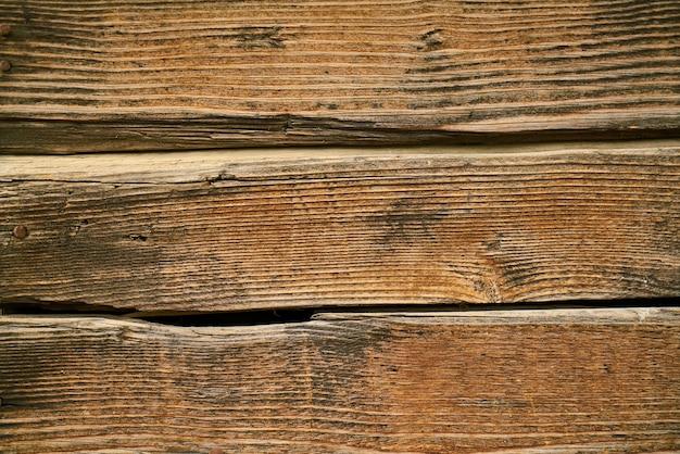 Planches en bois anciennes Photo gratuit