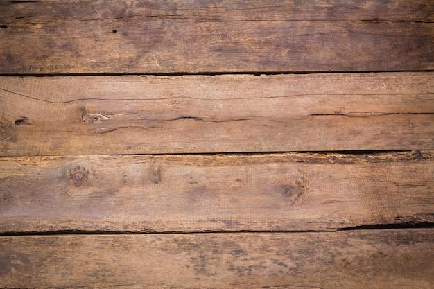 Planches en bois spoiled Photo gratuit