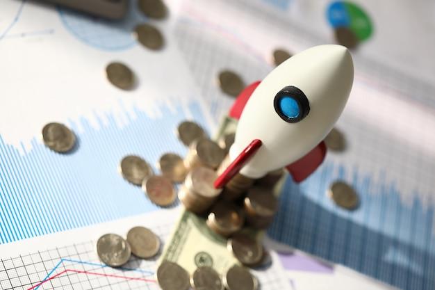 Planification Et Analyse De La Rentabilité Des Investissements. Photo Premium