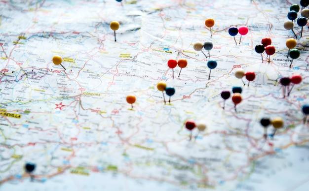 Planifier un voyage Photo Premium