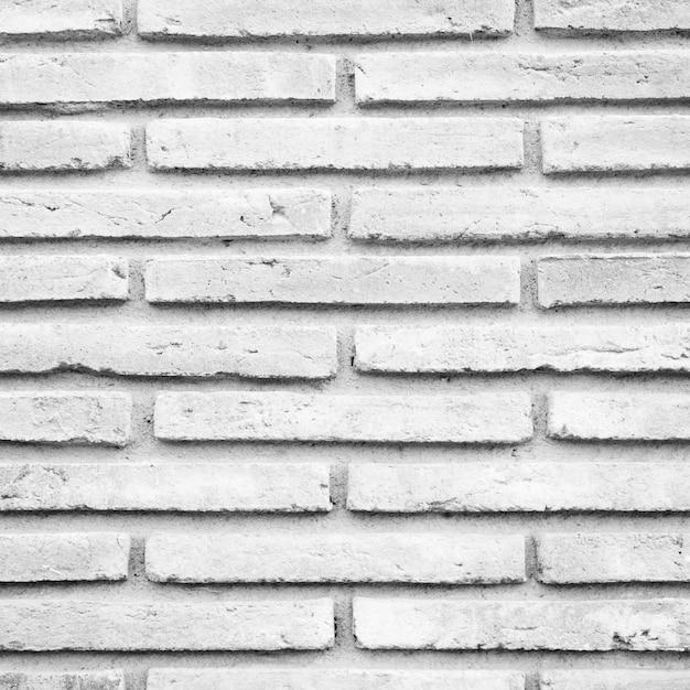 Plein cadre de mur de briques grises Photo gratuit