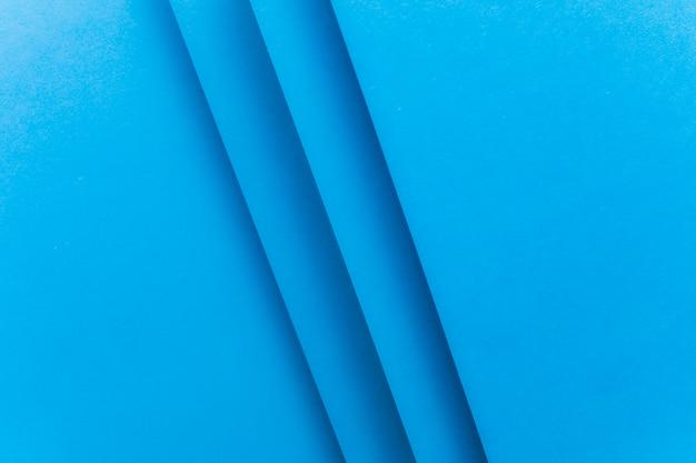 Plein cadre de papier bleu toile de fond Photo gratuit