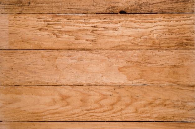 Plein cadre de surface en bois marron texturé Photo gratuit