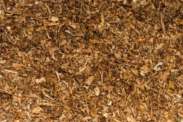 Plein cadre de tabac Photo gratuit