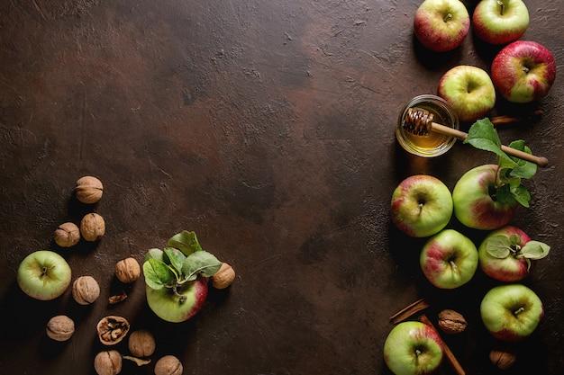 Pommes de jardinage mûres Photo Premium
