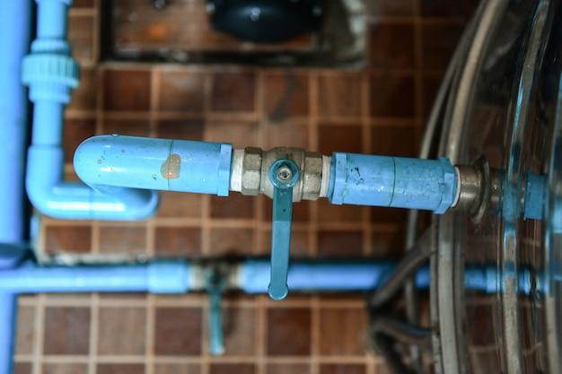 Pompe à eau électrique Photo Premium