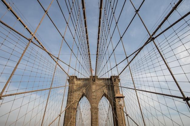 Le pont de brooklyn Photo Premium