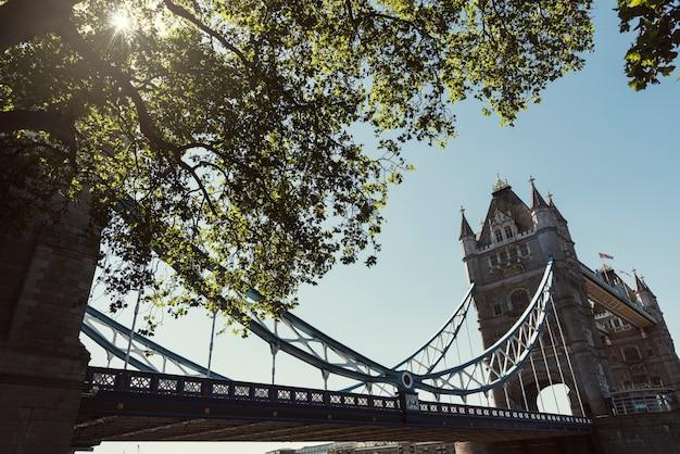 Le pont de londres Photo gratuit