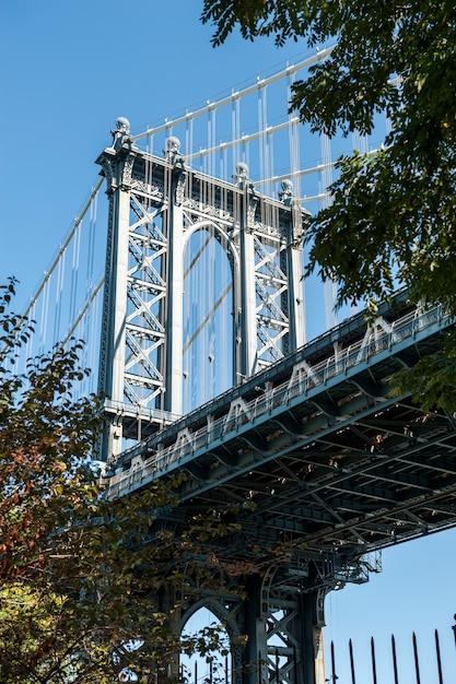 Pont de manhattan Photo Premium