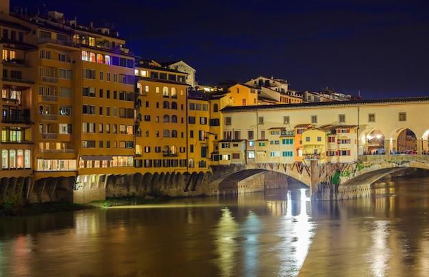 Ponte vecchio, florence Photo Premium