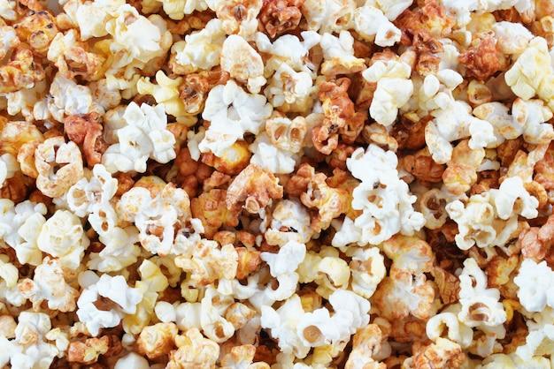 Popcorns pour une session de film Photo Premium