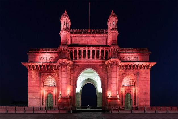 Porte d'entrée de l'inde Photo Premium