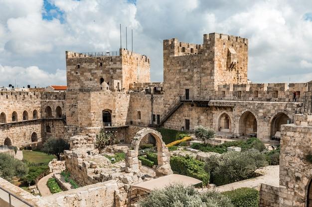 La Porte De Jaffa Photo Premium