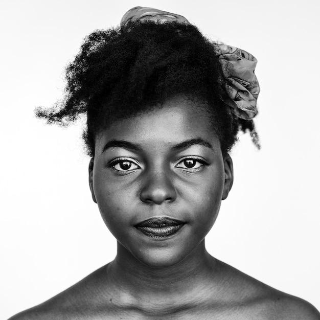 époustouflant Portrait d'une femme africaine | Télécharger des Photos gratuitement &ND_27