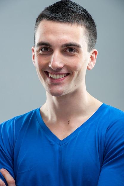 Portrait d'homme Photo Premium