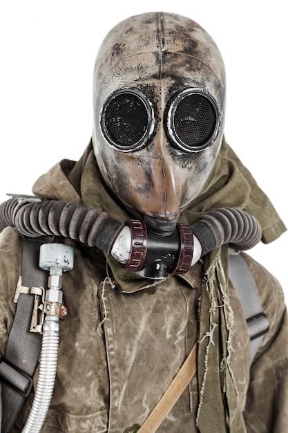 Post-apocalypse nucléaire Photo Premium