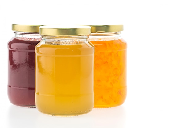 Pot De Confiture Photo gratuit