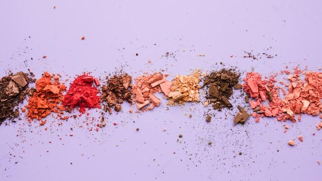 Poudres de maquillage Photo gratuit