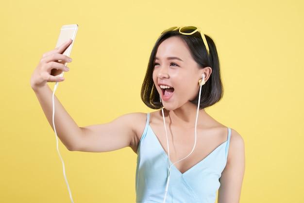 Prendre selfie Photo gratuit