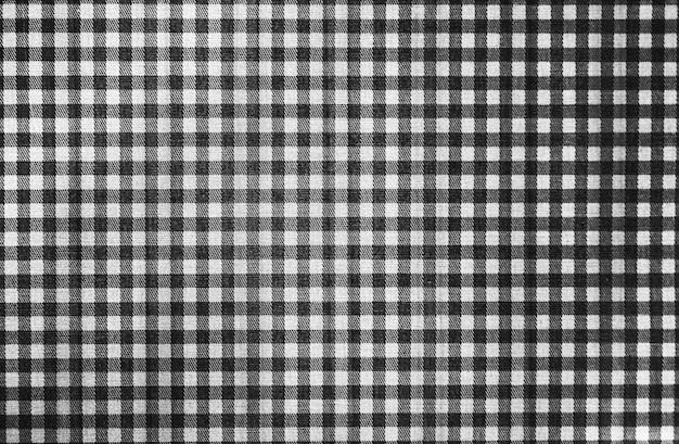 Produit industriel de tissu à carreaux à carreaux Photo gratuit