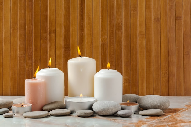 Produits De Spa, Concept De Spa Photo Premium