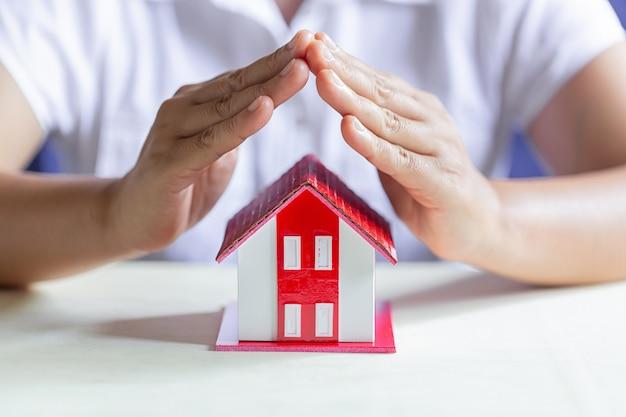 Protégez votre maison Photo gratuit