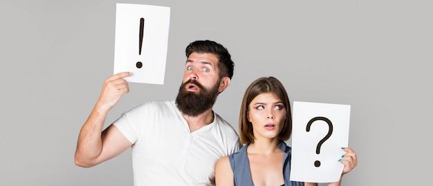 Querelle Entre Deux Personnes Homme Pensif Et Une Femme Réfléchie Mari Et Femme Ne Parlent Pas D'être En Querelle Photo Premium