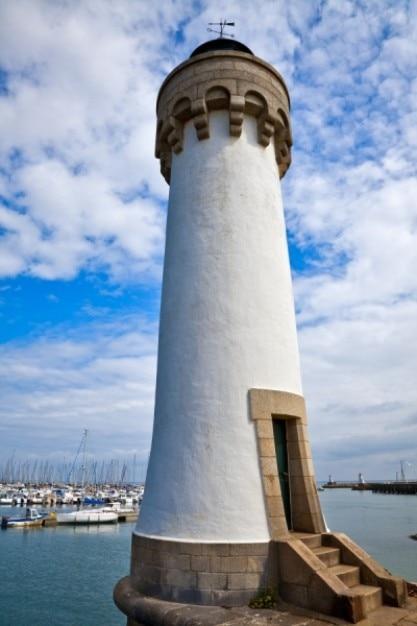 Quiberon phare Photo gratuit