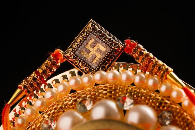 Raksha bandhan se bouchent Photo Premium