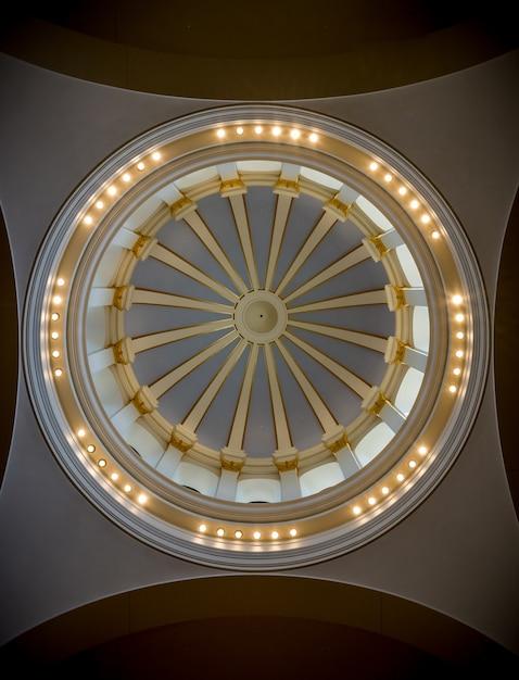 Raleigh North Carolina Usa Cathédrale Saint Nom De Jésus Photo Premium