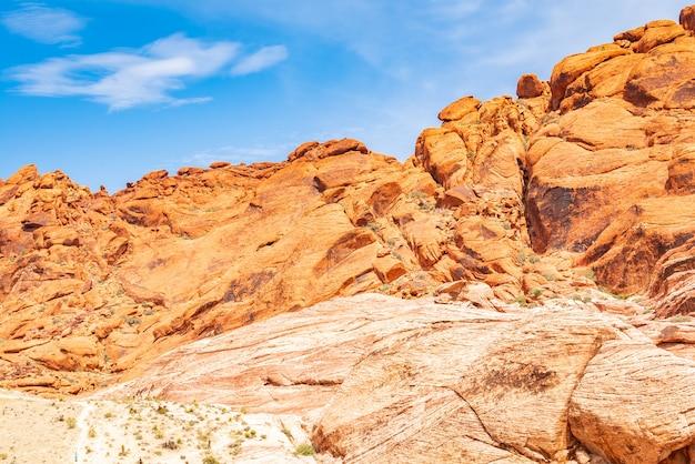 Red rock canyon las vegas Photo Premium