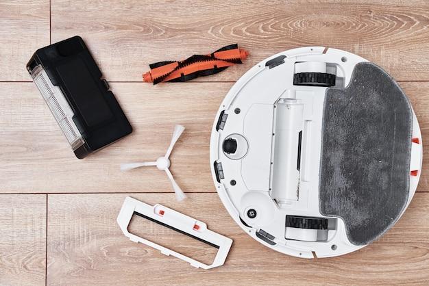 Réparation Aspirateur Robot Photo Premium