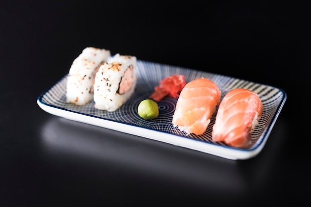 Repas asiatique Photo gratuit