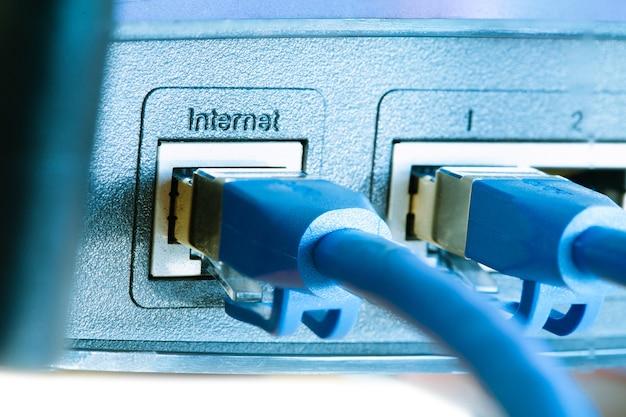 Brancher le réseau