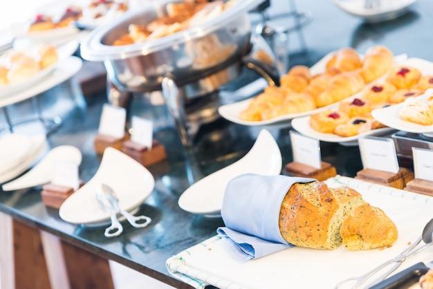 Restauration buffet Photo gratuit