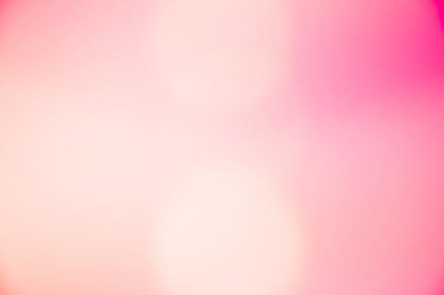 Résumé flou bokeh fond dégradé rose pâle couleur pastel doux. | Télécharger des Photos Premium