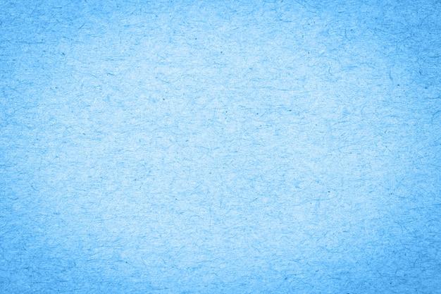 Résumé de papier de texture bleue pour le fond Photo Premium