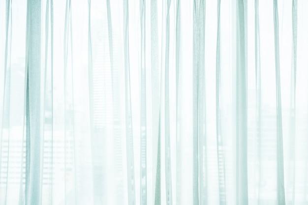 Rideaux blancs Photo gratuit