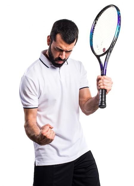 Rit fier célébration geste de vêtements de sport Photo gratuit