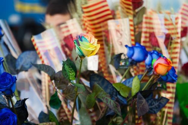 Roses à vendre Photo gratuit