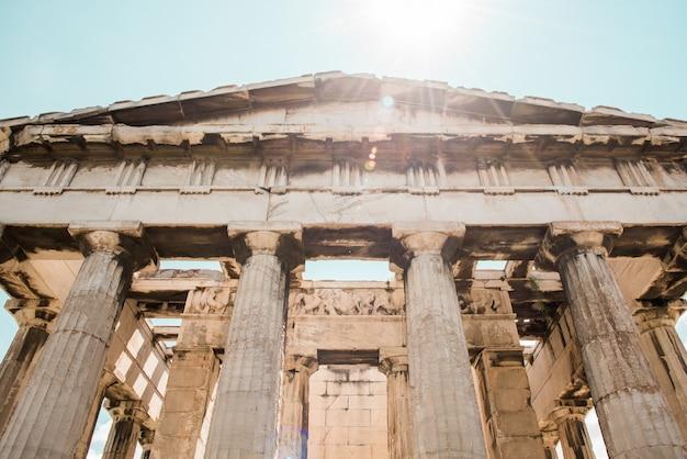 Ruine Antique Photo gratuit