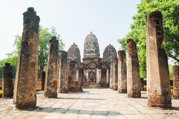 Ruines D'un Temple Photo gratuit
