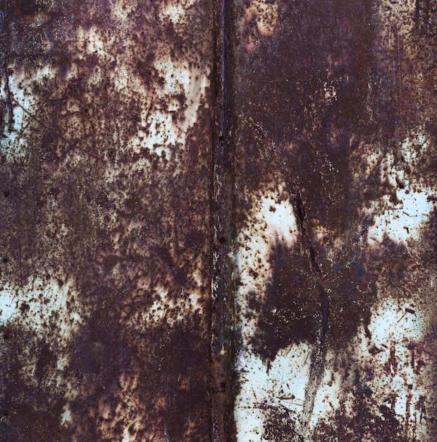 Rusty détaillée vieux fond de texture Photo gratuit