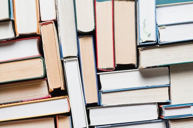 Sac De Livres De Bibliothèque Photo gratuit
