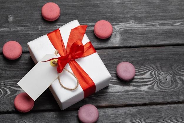 Saint valentin cadeau pour une femme Photo Premium